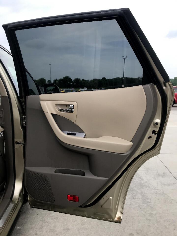 2006 Nissan Murano 4dr SL V6 AWD