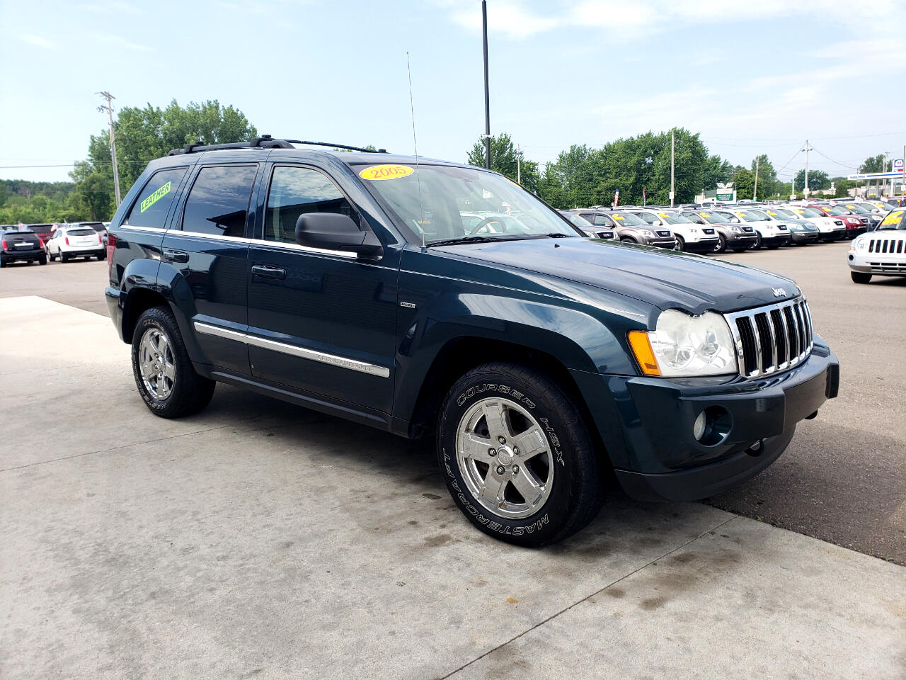 2005 Jeep Grand Cherokee 4dr Limited 4WD