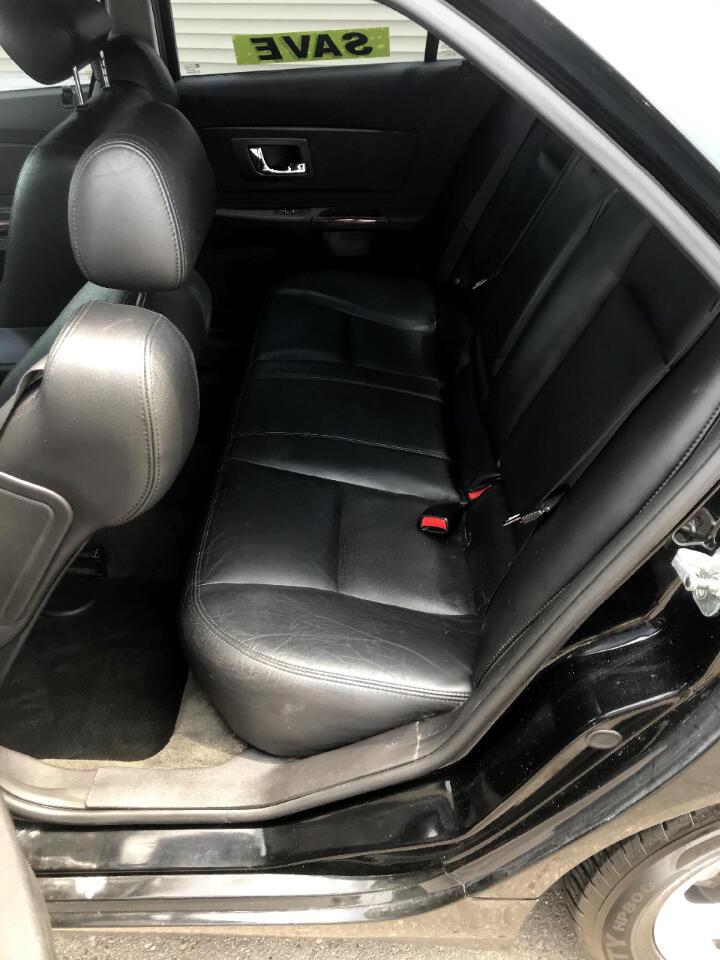 2007 Cadillac CTS 4dr Sdn 3.6L
