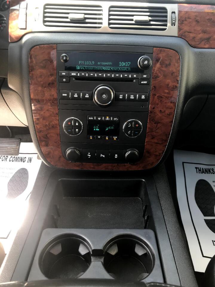 2012 Chevrolet Avalanche 4WD Crew Cab LT