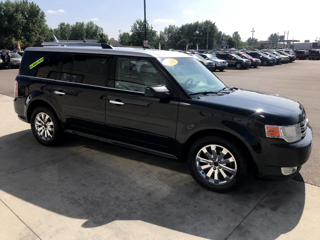 2012 Ford Flex 4dr SEL AWD