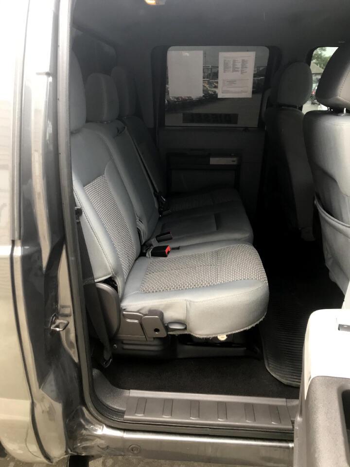2015 Ford Super Duty F-250 SRW 4WD Crew Cab 172