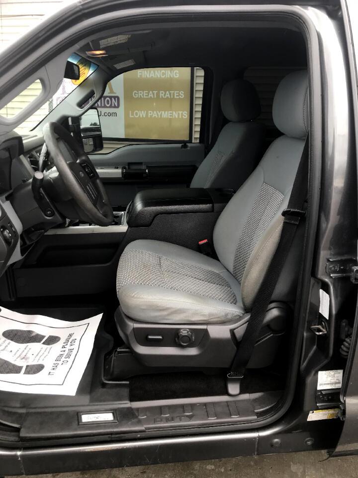 """Ford Super Duty F-250 SRW 4WD Crew Cab 156"""" XLT 2015"""