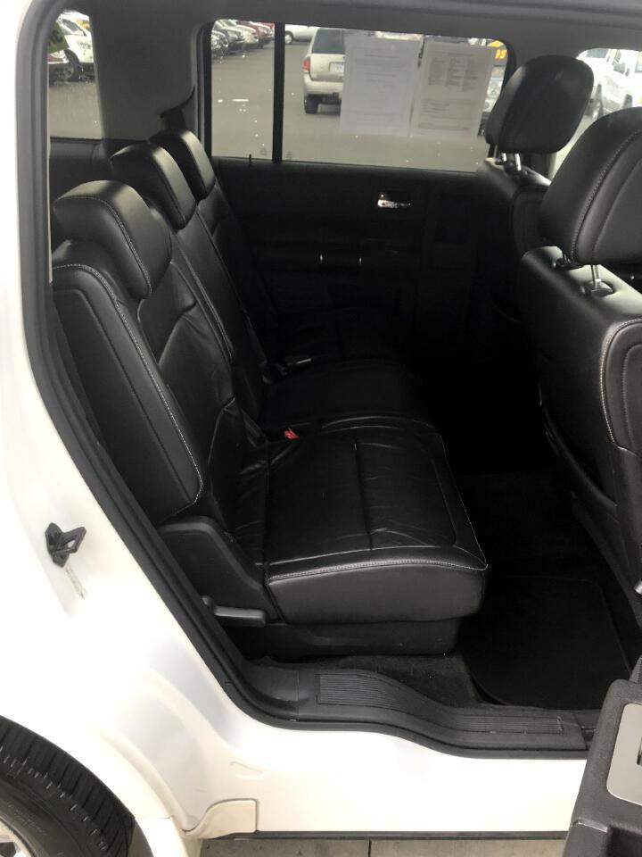 Ford Flex 4dr SEL FWD 2010