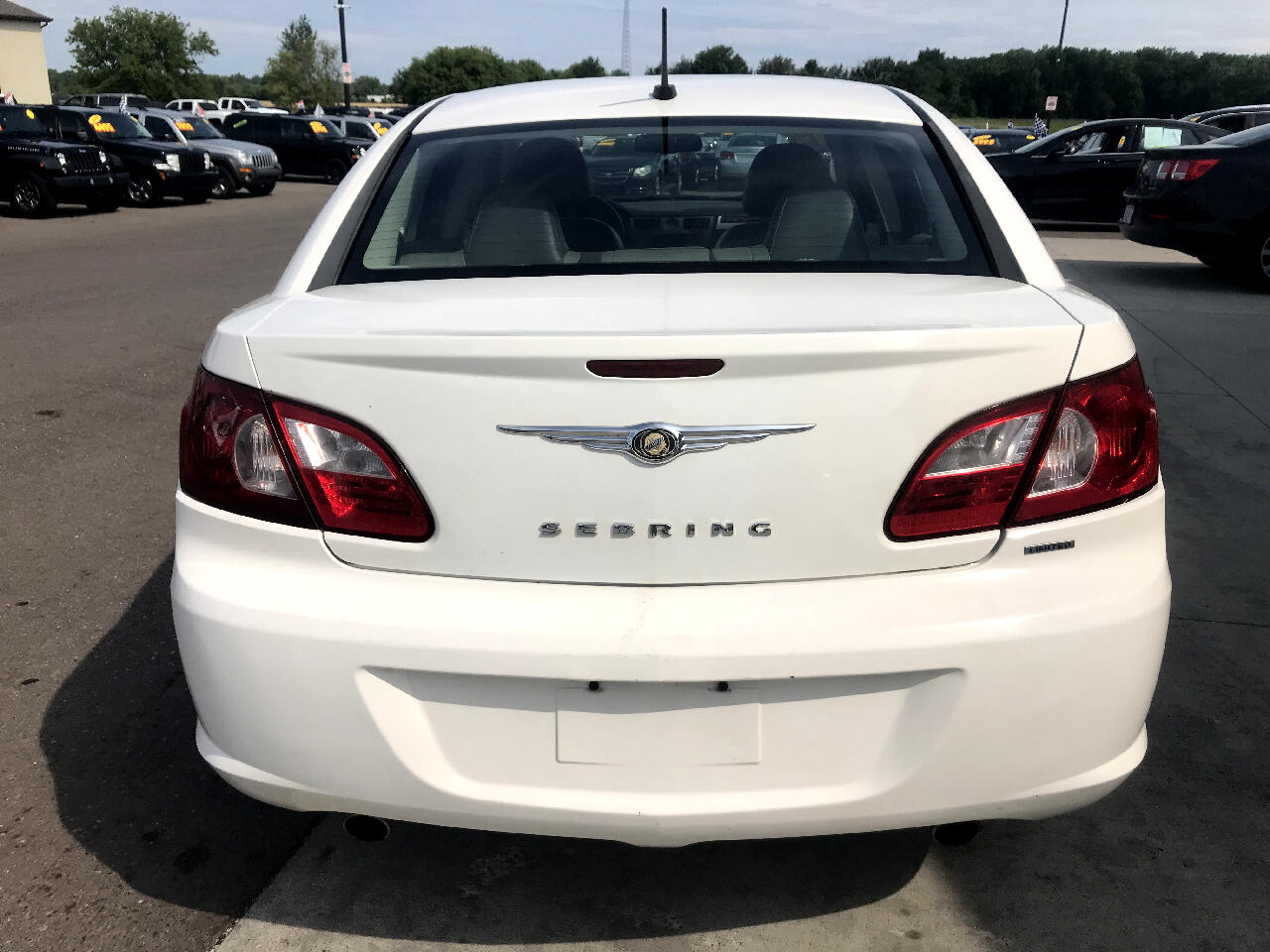 Chrysler Sebring Sdn 4dr Limited 2007