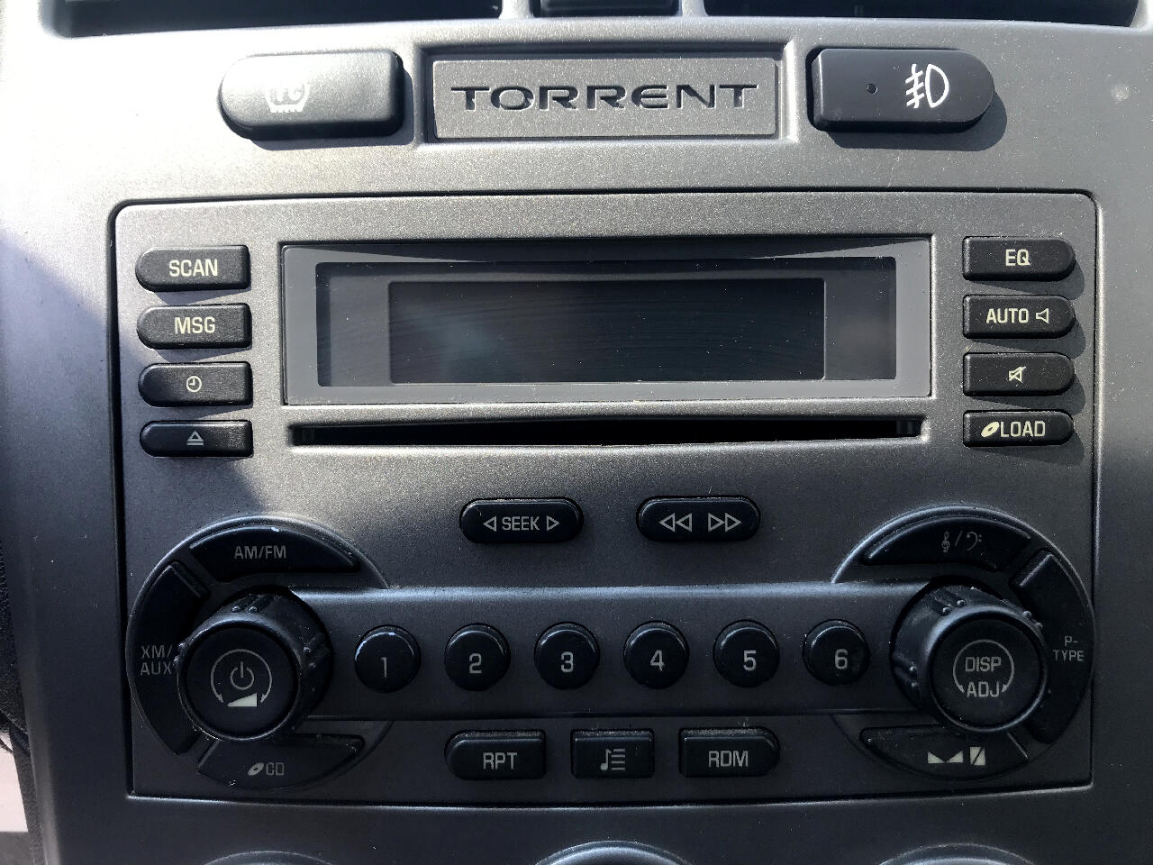 Pontiac Torrent FWD 4dr 2006