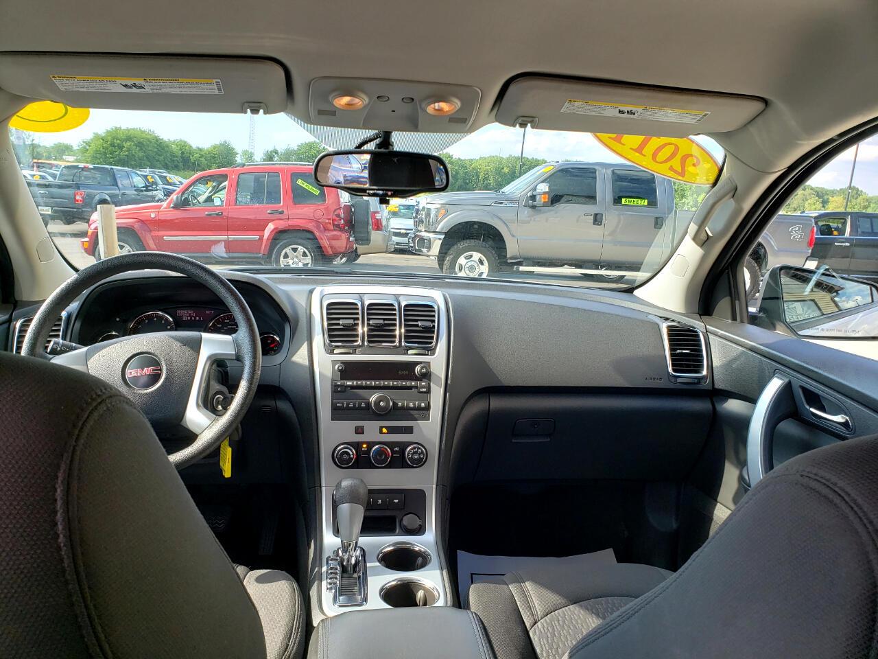 GMC Acadia FWD 4dr SL 2011