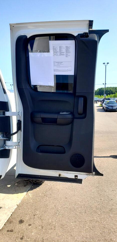 2008 Chevrolet Silverado 2500HD 4WD Ext Cab 157.5
