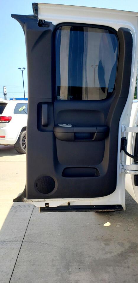 """Chevrolet Silverado 2500HD 4WD Ext Cab 157.5"""" LT w/1LT 2008"""