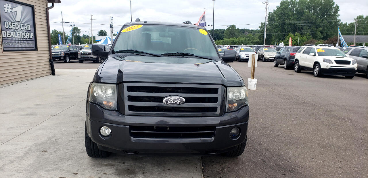 2007 Ford Expedition EL 4WD 4dr Limited