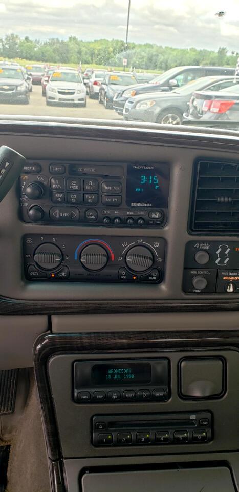 2002 GMC Sierra 1500 Ext Cab 143.5