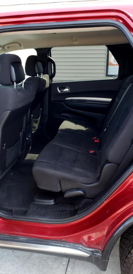 Dodge Durango 4WD 4dr SXT 2013