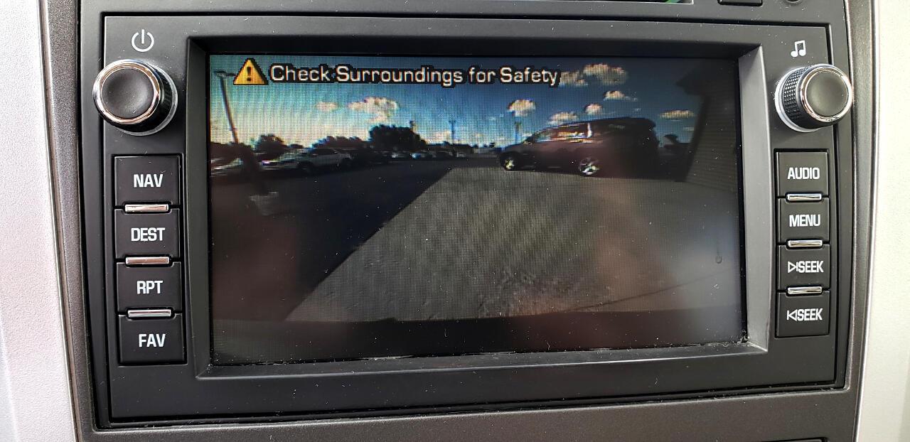 Chevrolet Traverse AWD 4dr LT w/2LT 2011