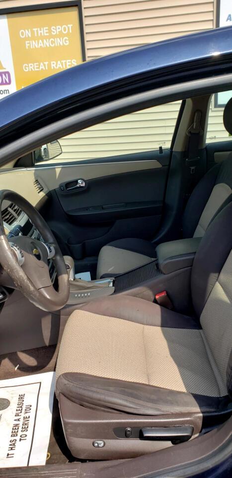Chevrolet Malibu 4dr Sdn LS w/1LS 2012