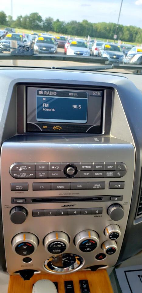 2007 Infiniti QX56 4dr 4WD