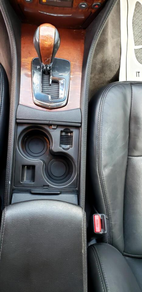 Cadillac SRX AWD 4dr V6 2008