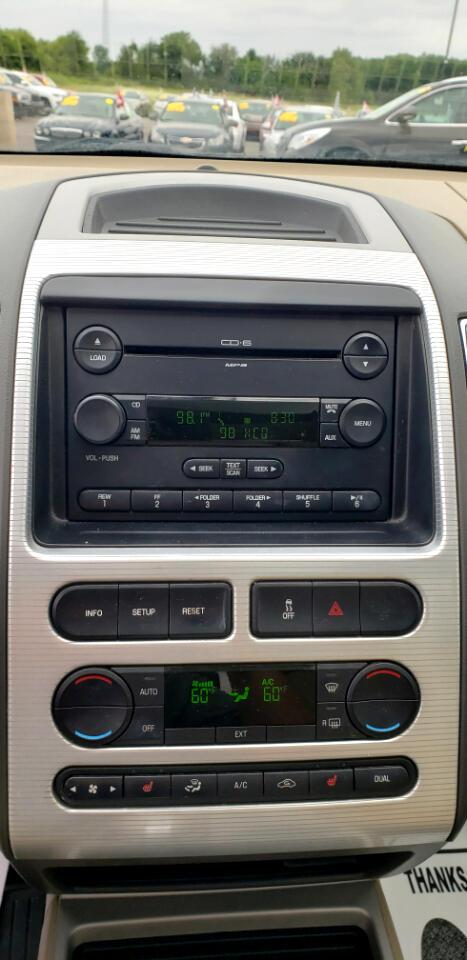Ford Edge AWD 4dr SEL PLUS 2007