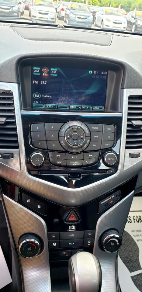 2011 Chevrolet Cruze 4dr Sdn LTZ