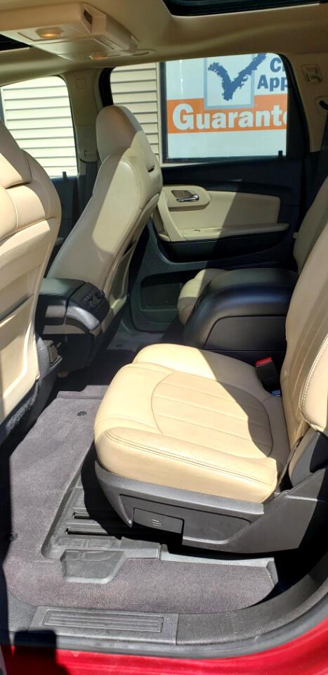 2010 Chevrolet Traverse FWD 4dr LTZ