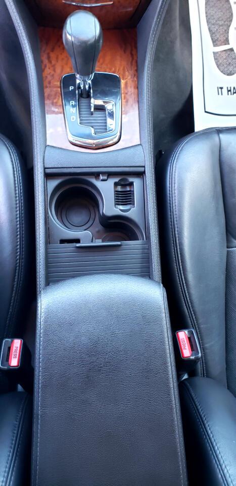 Cadillac SRX AWD 4dr V8 2008
