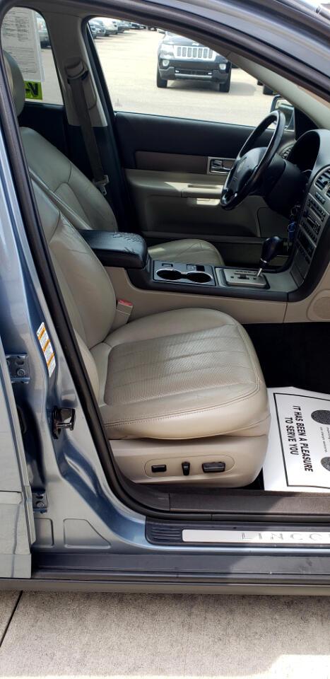 Lincoln LS 4dr Sdn V8 Auto w/Premium Sport Pkg 2003