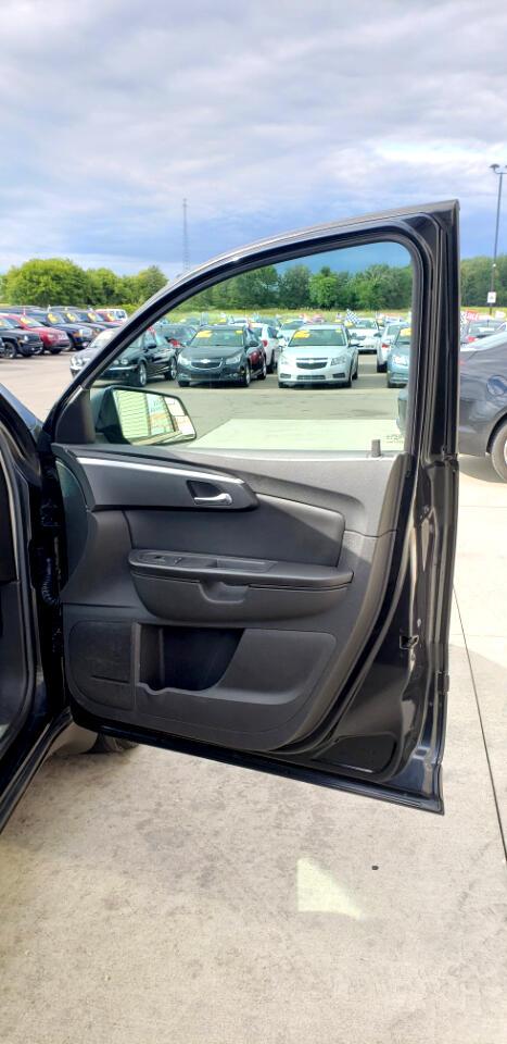 Chevrolet Traverse AWD 4dr LT w/1LT 2009