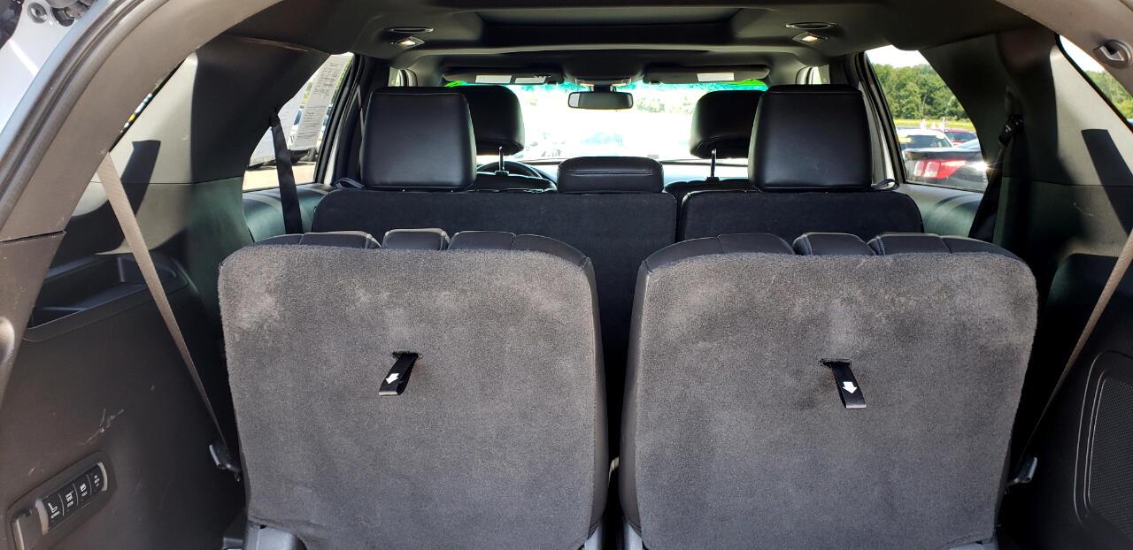 Ford Explorer 4WD 4dr Limited 2014