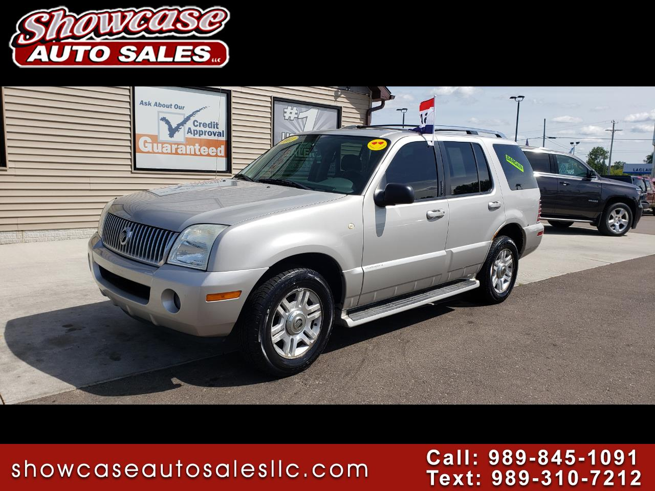2003 Mercury Mountaineer 4dr 114