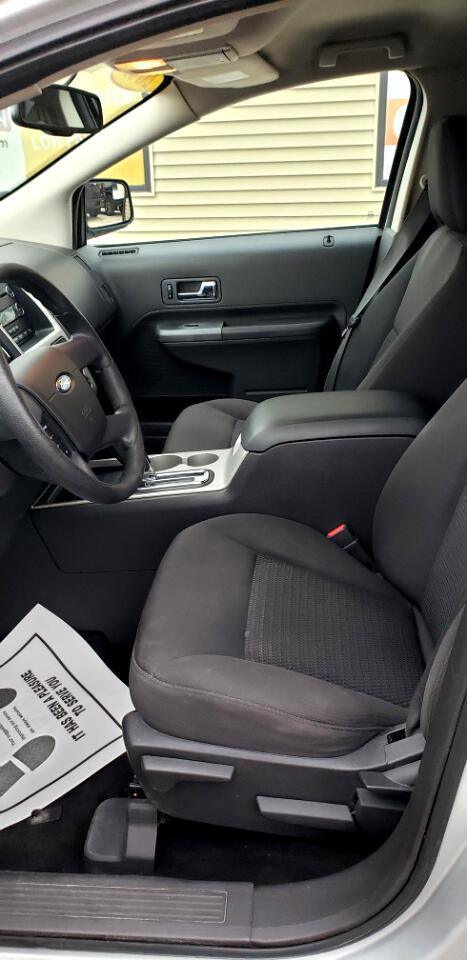 Ford Edge 4dr SE FWD 2009