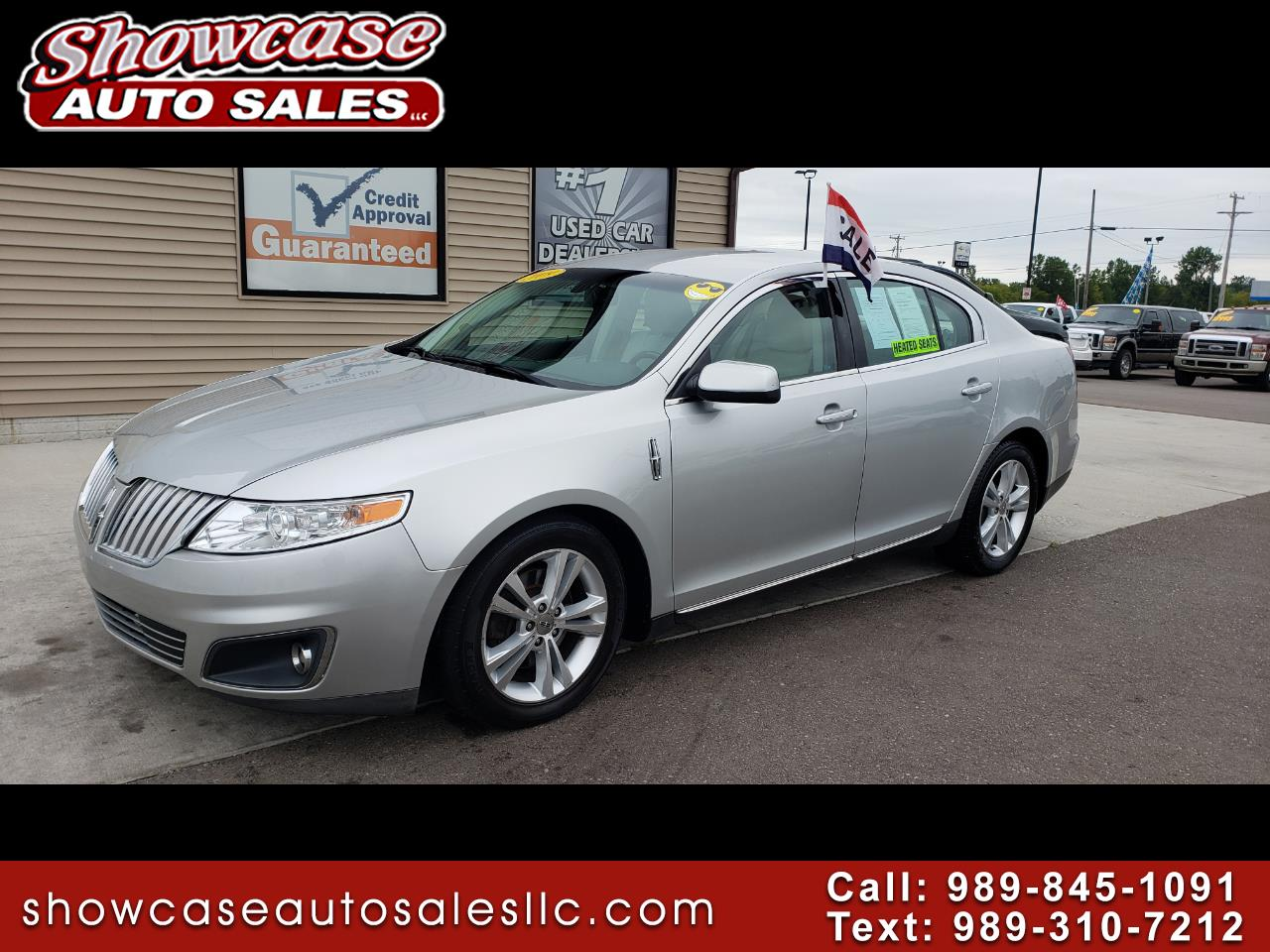 Lincoln MKS 4dr Sdn AWD 2009