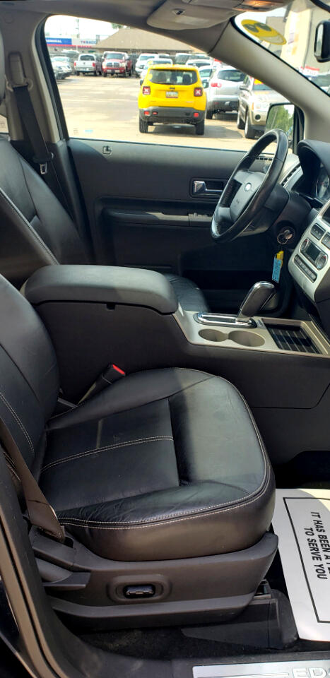 Ford Edge 4dr Limited FWD 2008