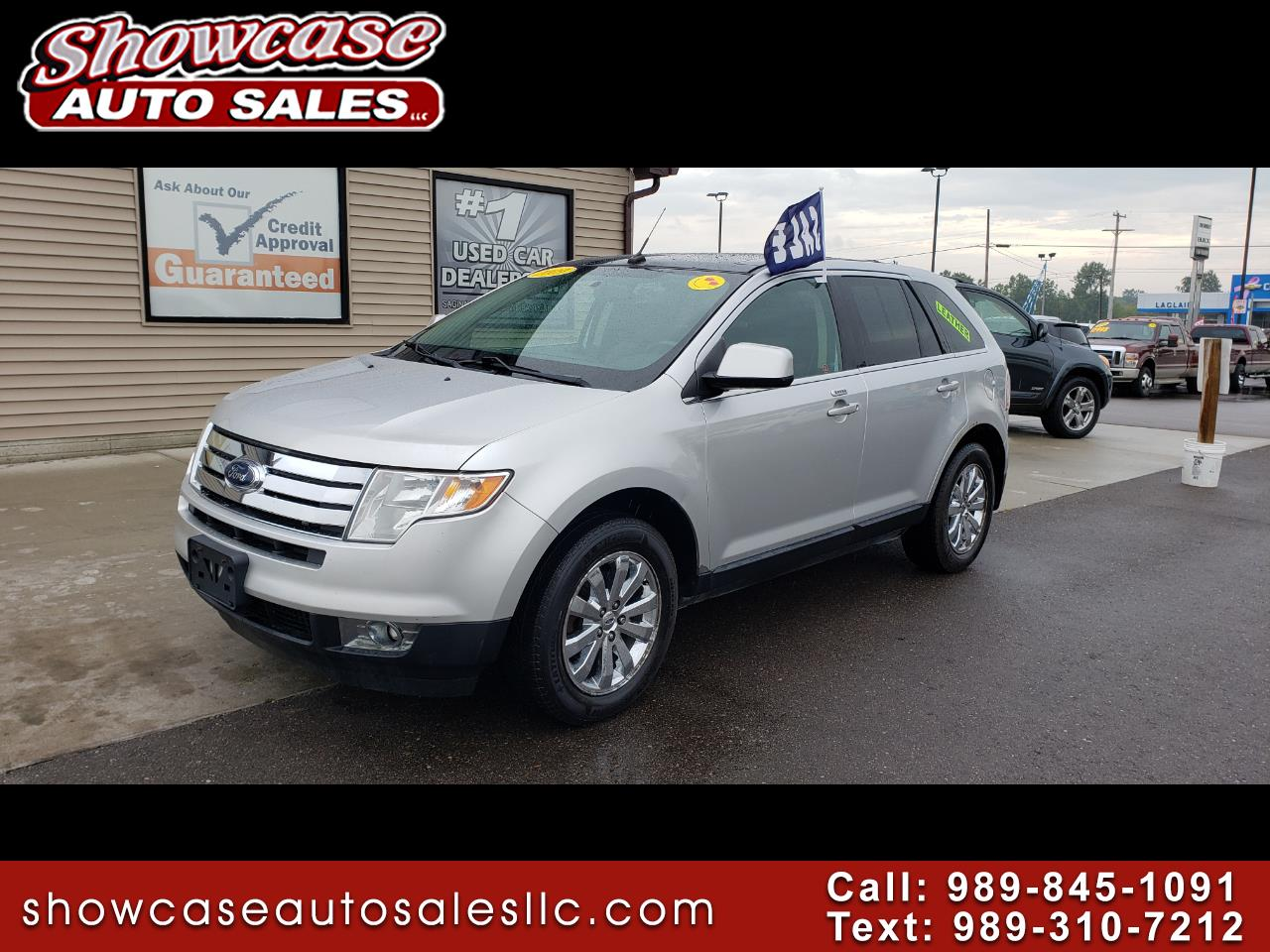Ford Edge 4dr Limited AWD 2009