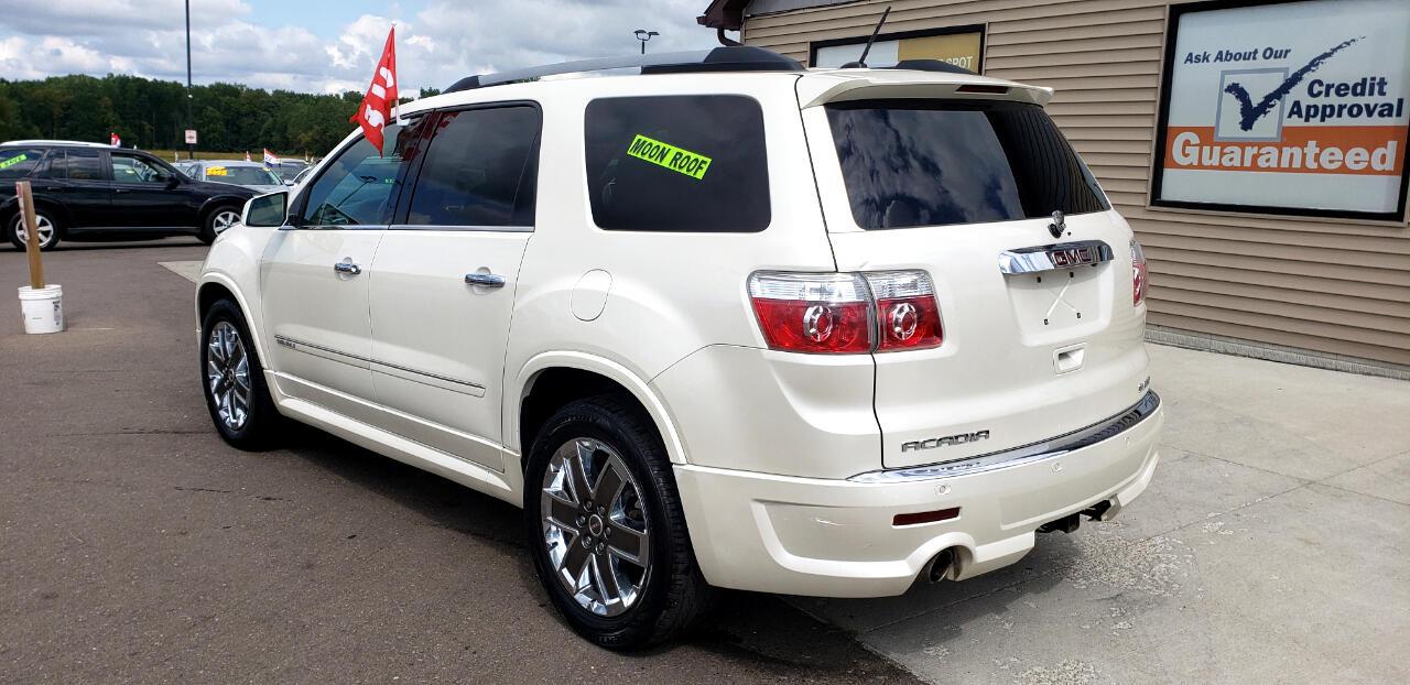 2011 GMC Acadia FWD 4dr Denali