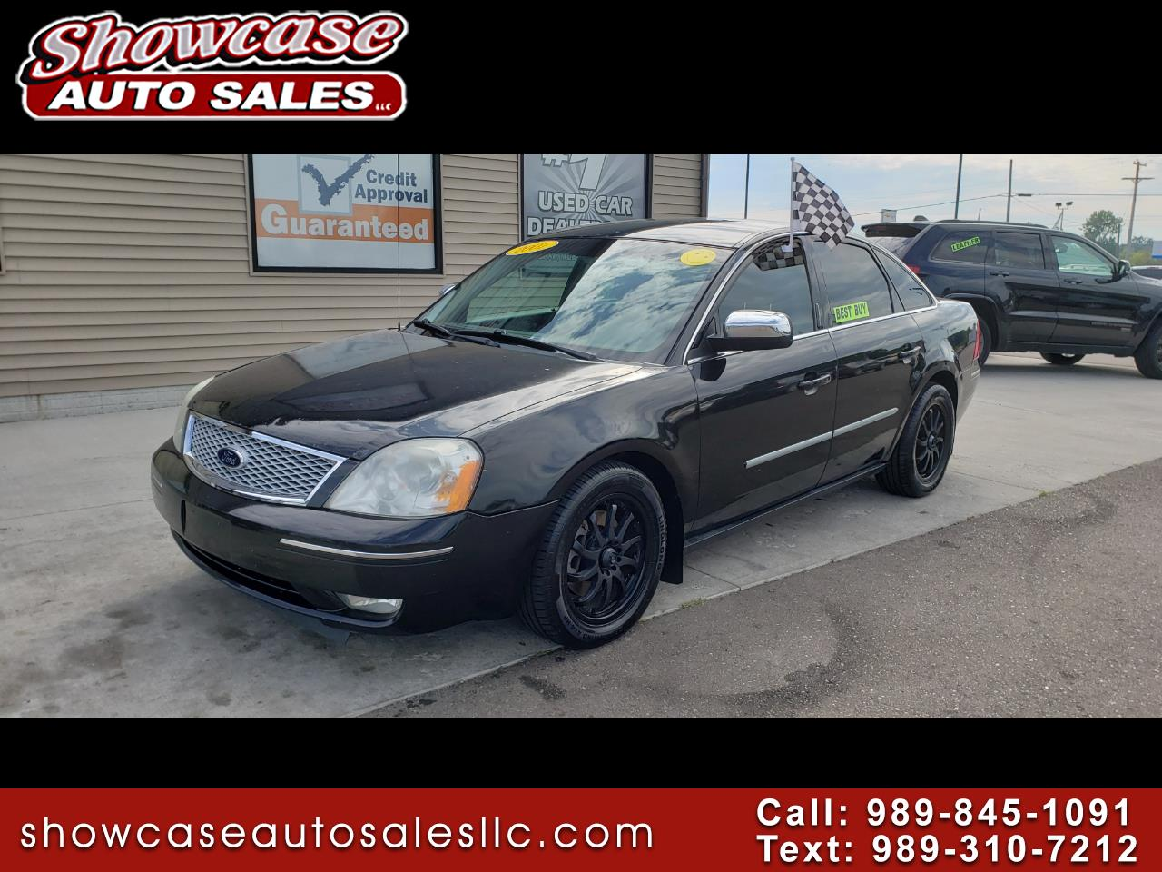 2007 Ford Five Hundred 4dr Sdn Limited FWD