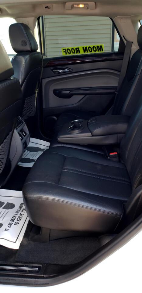 2010 Cadillac SRX FWD 4dr Premium Collection