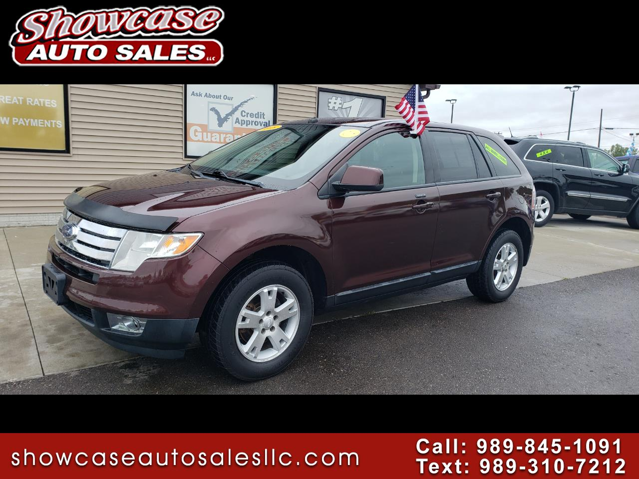 Ford Edge 4dr SEL AWD 2009