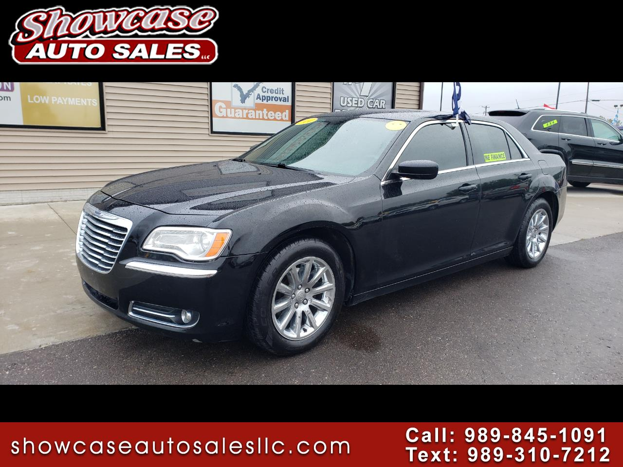 Chrysler 300 4dr Sdn Touring RWD 2014