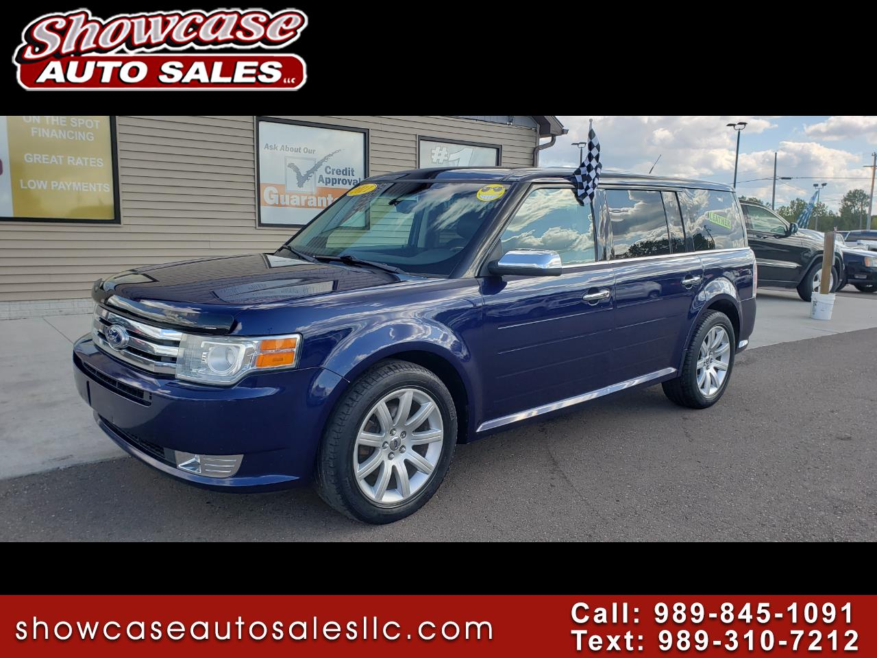 Ford Flex 4dr Limited FWD 2011