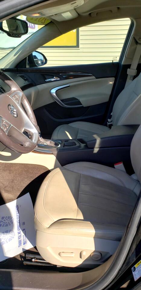 Buick Regal 4dr Sdn CXL RL3 (Oshawa) 2011
