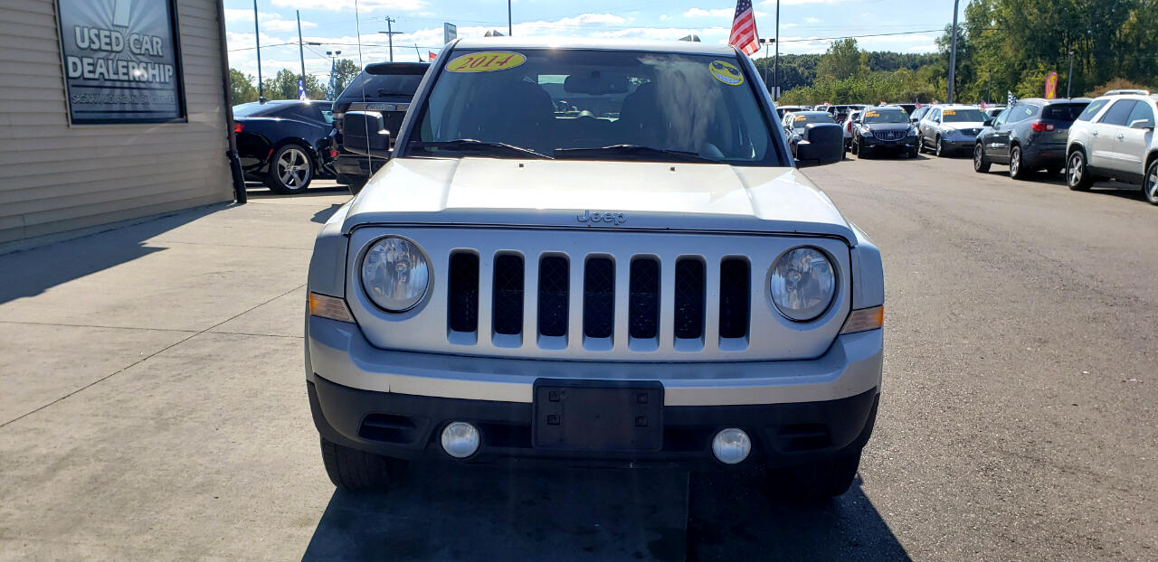 Jeep Patriot 4WD 4dr Limited 2014