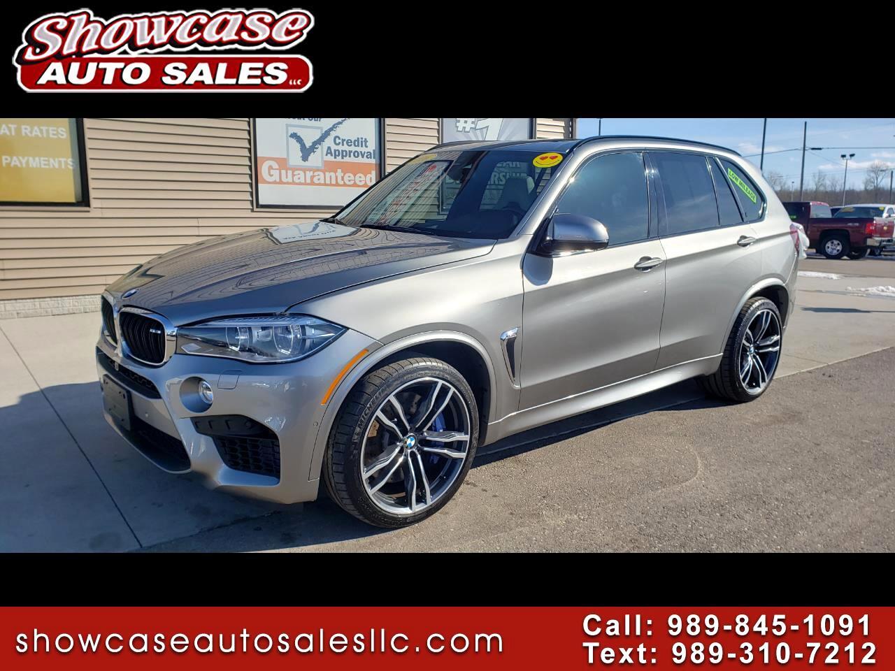 BMW X5 M AWD 4dr 2016
