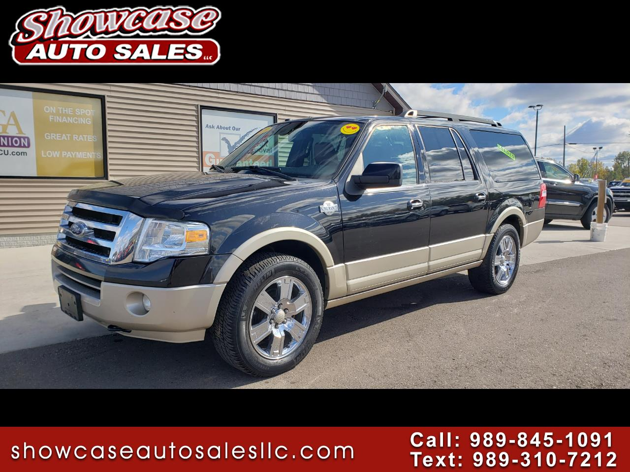 Ford Expedition EL 4WD 4dr King Ranch 2010