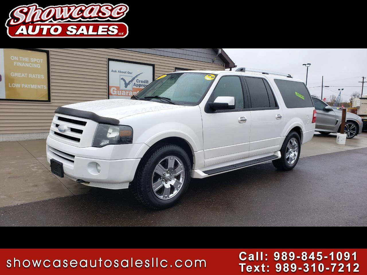 Ford Expedition EL 4WD 4dr Limited 2009