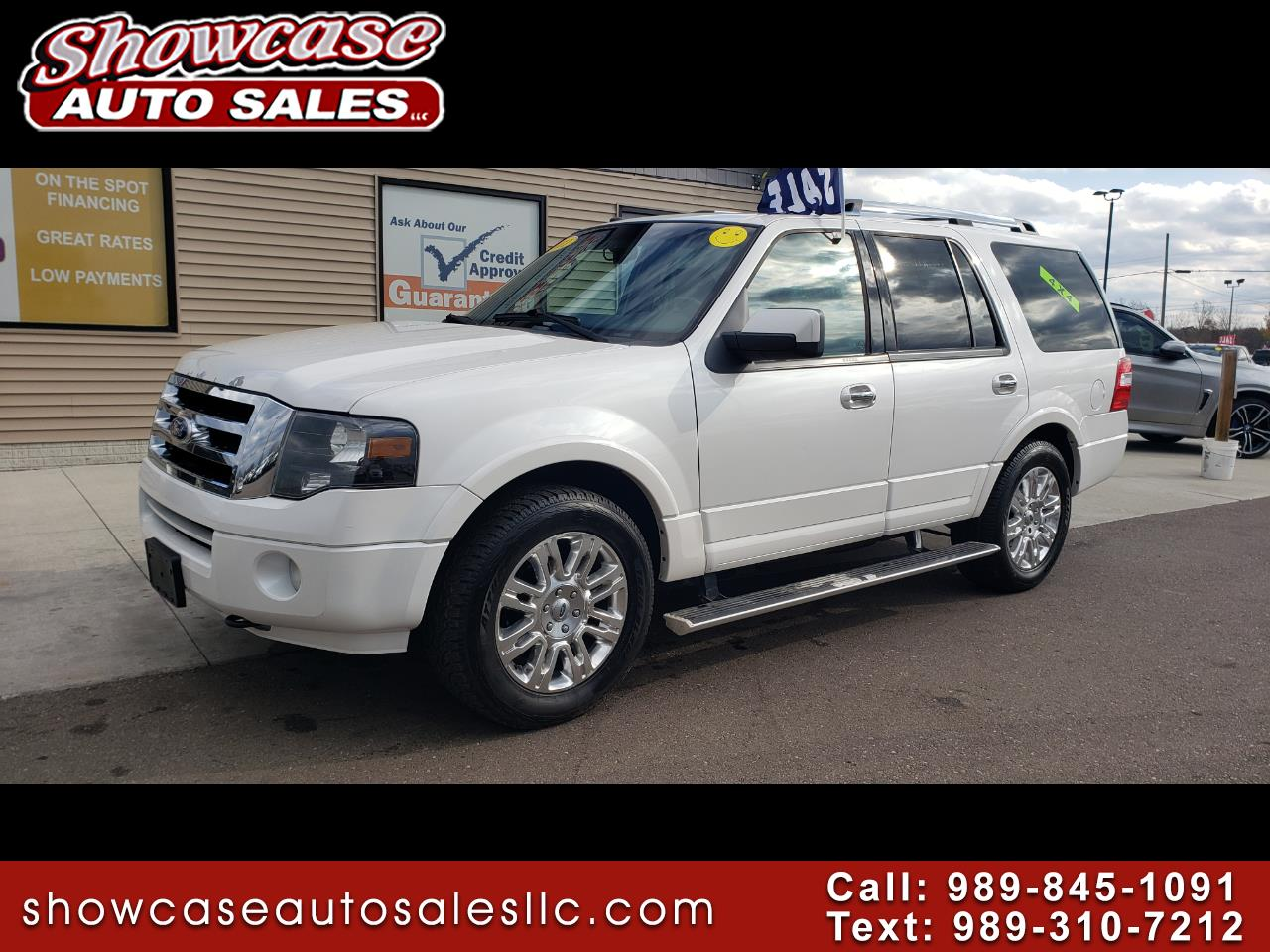 Ford Expedition 4WD 4dr Limited 2011