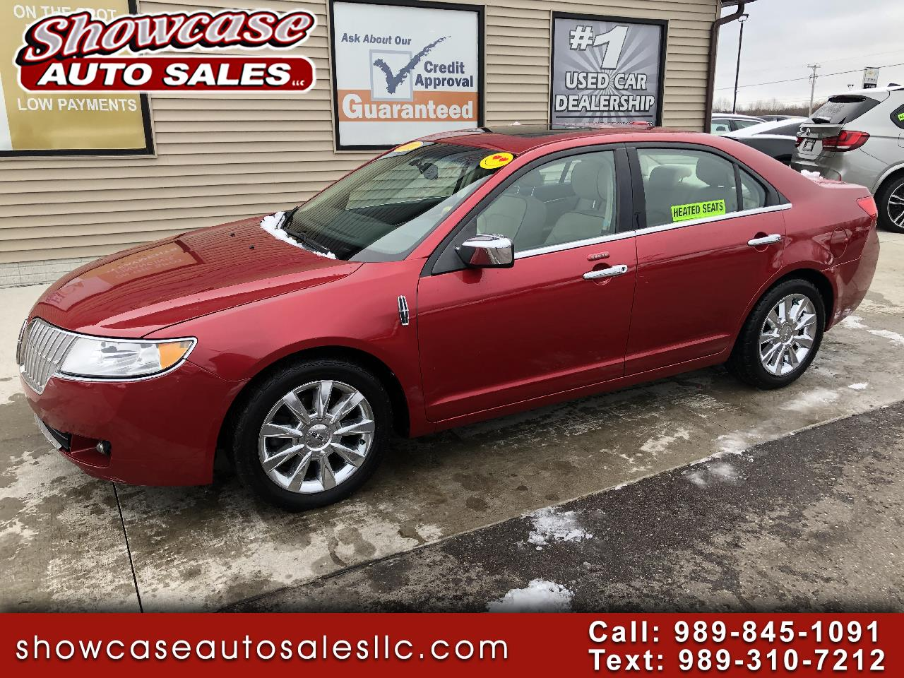 Lincoln MKZ 4dr Sdn AWD 2011