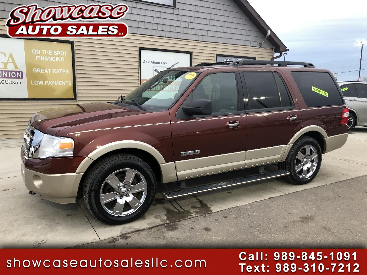 Ford Expedition 4WD 4dr Eddie Bauer 2008