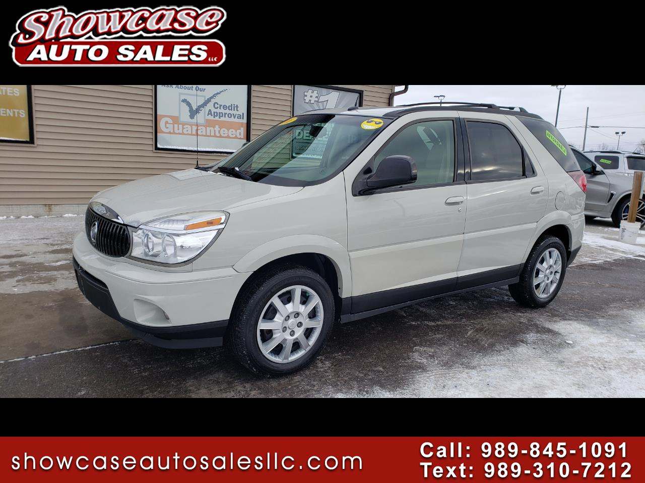 Buick Rendezvous 4dr FWD 2006