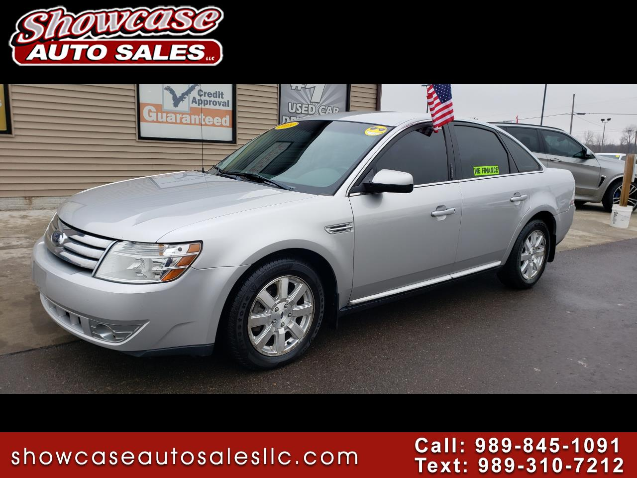 Ford Taurus 4dr Sdn SE FWD 2009