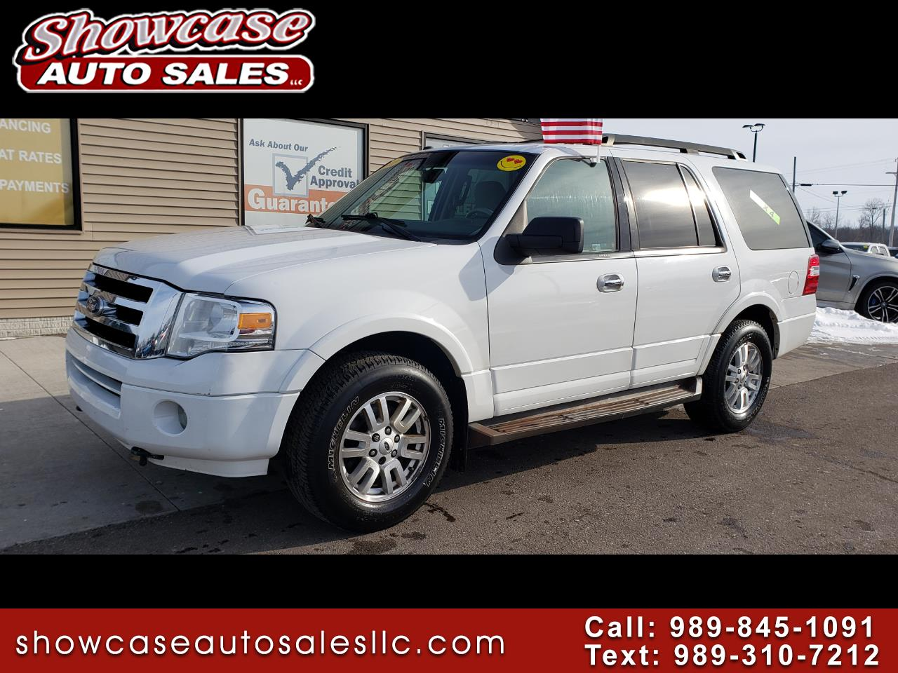 Ford Expedition 4WD 4dr XLT 2012