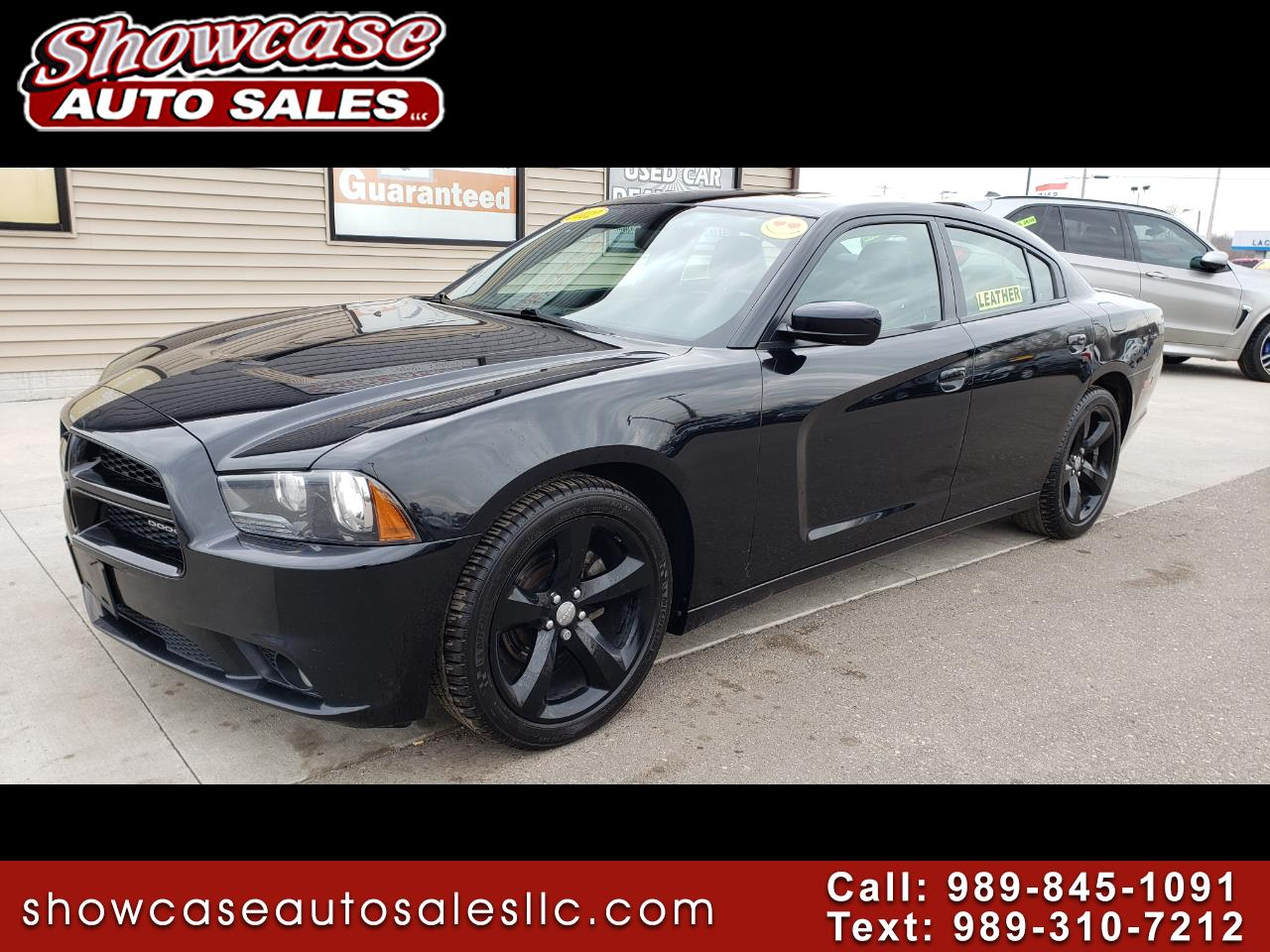 Dodge Charger 4dr Sdn SXT Plus RWD 2012